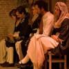 Martine Dukker, Thomas Cammaert, Barbara van den Eerenbeemt, Oscar Siegelaar & Annemaaike Bakker in 't Vonnis van Paris © photo by Ramon Frankfort