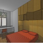 design for bedroom, Den Haag