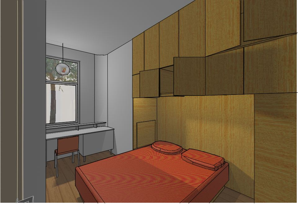 design and construction of bedroom