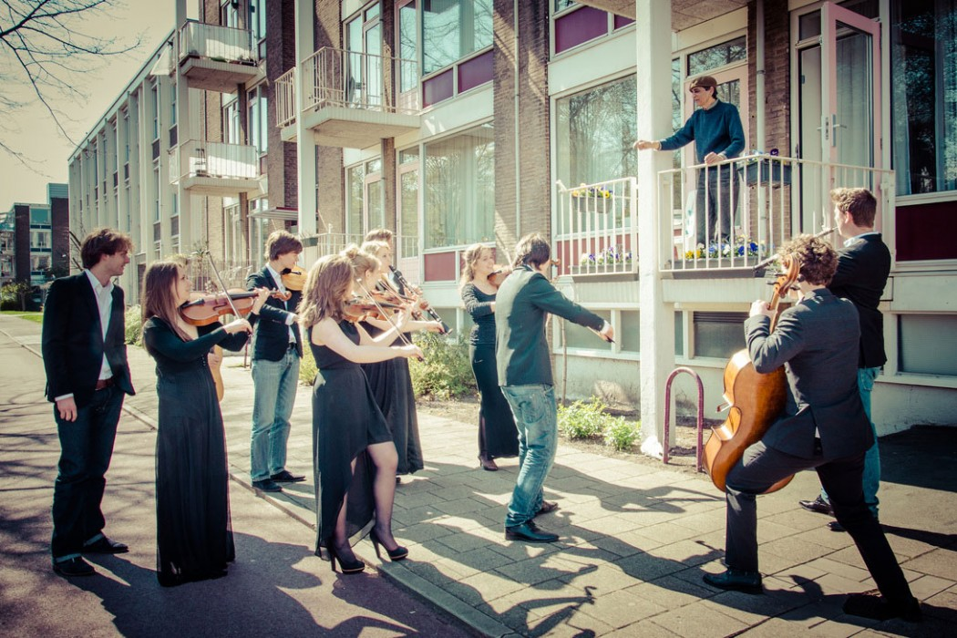 fundraising for Community Orchestra Morgenstond